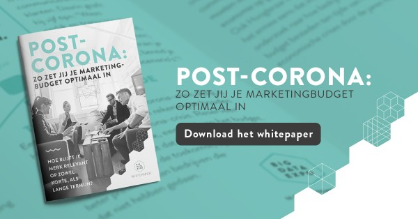 Download het gratis whitepaper over je marketingmix post corona nu!
